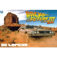 Back to the Future De Lorean Part III & Railroad