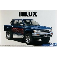 Toyota Hilux Double Cab 4WD 1994 Pickup Truck