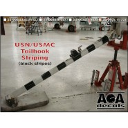 USN/USMC Tailhook Striping (AOA DECALS)