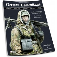 German Camouflages - English text