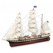 1/75 French Training Ship Belem