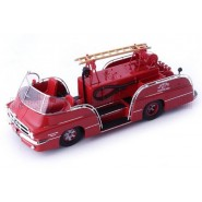 PEGASO - 140 DCI MOFLETES SCALE TRUCK FIRE ENGINE SPAIN 1959 - RED (LIMITED 333 ITEMS)