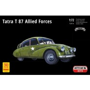 """Tatra 87 """"Allied Forces"""" (new decals & p/e)"""