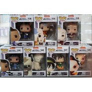 Avatar: The Last Airbender Pop! Vinyl Figure (Special Import) x 7 (última colecção em stock)