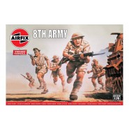British 8th Army (WWII) 'Vintage Classics series'
