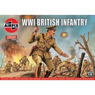 British Infantry (WWI) 'Vintage Classic series'
