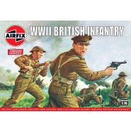 British Infantry (WWII) 'Vintage Classics series'
