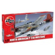 North-American P-51D Mustang NEW TOOLING