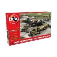 Eighth Air Force Boeing B-17G Flying Fortress AND bomber re-supply Set