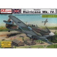 Hawker Hurricane Mk.IV Decals RAF, SEAC, Yugoslavia 1945 and 1946