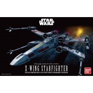 Star Wars Plastic Model Kit 1/72 X-Wing Starfighter
