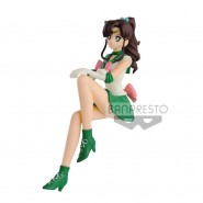 Sailor Moon Break Time Figure Sailor Jupiter 13 cm