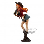 One Piece Treasure Cruise World Journey PVC Statue Nami 19 cm
