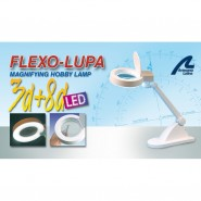 Lamp with 60 LED and 3 magnification