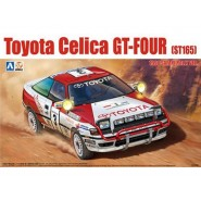 Toyota Celica GT-Four ST165 1990 Safari Rally