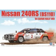 1984 Nissan 240RS BS110 Safary Rally,