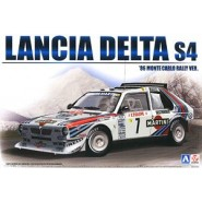 Lancia Delta S4 Martini Racing Team Monte Carlo Rally 1986