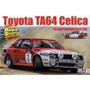 Toyota TA64 Celica '85 Safari Rally Winner
