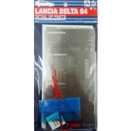 Lancia Delta S4 Detail Up Parts (Photoetch)