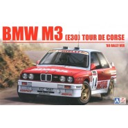1988 BMW M3 E30 TOUR DE CORSE RALLY 4TH CHATRIOT AND PERIN