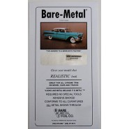 Bare Metal Foil New and Improved Chrome foil sheet