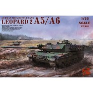 Leopard 2 A5/A6/Early A6 3-in-1