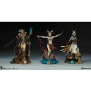COURT OF THE DEAD (BUNDLE OF 3  FIGURES 25cm each)