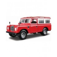 Land Rover 110 (Red)
