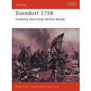 OSPREY CAMPAIGN: Zorndorf 1758 Frederick faces Holy Mother Russia