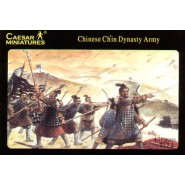 Ancient Chinese Ch'in Army x 42 figures