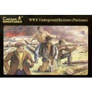 WWII Underground Resistance (Special limited edition re-release)