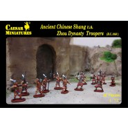 Ancient Chinese Shang v.s.Zhou Dynasty Troopers