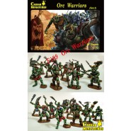 Orc Warriors Set 2