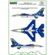 Portuguese F-16A 50 Years of BA5 Monte Real Air Base