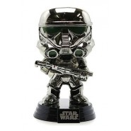 Star Wars Rogue One POP! Vinyl Bobble-Head Figure Chromed Imperial Death Trooper 9 cm