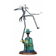 Nightmare before Christmas: Gallery Oogies Lair Jack PVC Figure