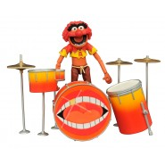 The Muppets: Animal & Drum Kit Select Action Figure