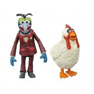 The Muppets Select Action Figures 13 cm 2-Pack Series 1 Gonzo & Camilla