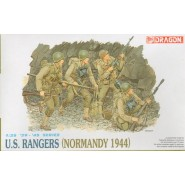 U.S.Rangers Normandy 1944