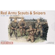 Soviet Army Scouts & Snipers