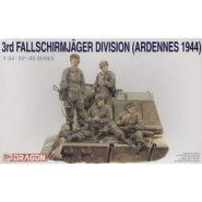 3rd Fallschirmjager Division, Ardennes 1944