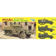 M3A1 HALF TRACK 3 IN 1