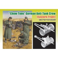 """Chow Time"" German Anti-Tank Gun Crew with 3.7cm Pak-35/36"