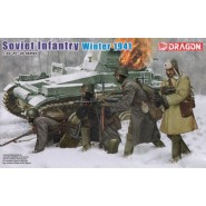 Soviet Infantry Winter Period 1941