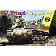 U.S M7 PRIEST EARLY PRODUCTION
