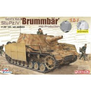"STURMPANZER IV ""BRUMMBAR"" MID PRODUCTION WITH ZIMMERIT 2IN1"