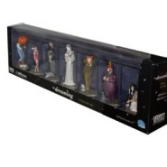 Vertigo by DC Comics - The Dreaming - 7 Piece PVC Set Featuring Merv Pumpkin, Nuala, Lucien, Daniel, Cain, Abel and Goldie, Eve and Matthew