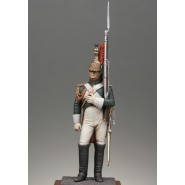 Dragoon of the Guard in frock 1808