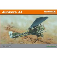 Junkers J.I Decals printed by Cartograf, 4 marking options. PE and mask included, full color instructions.