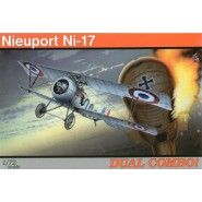 Nieuport N.17 DUAL COMBO (makes 2 complete kits)